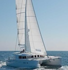 Lagoon 450 for charter