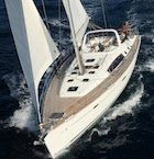 Benetau sailing yacht for rent