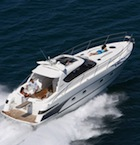Yachting on Elan Power 42